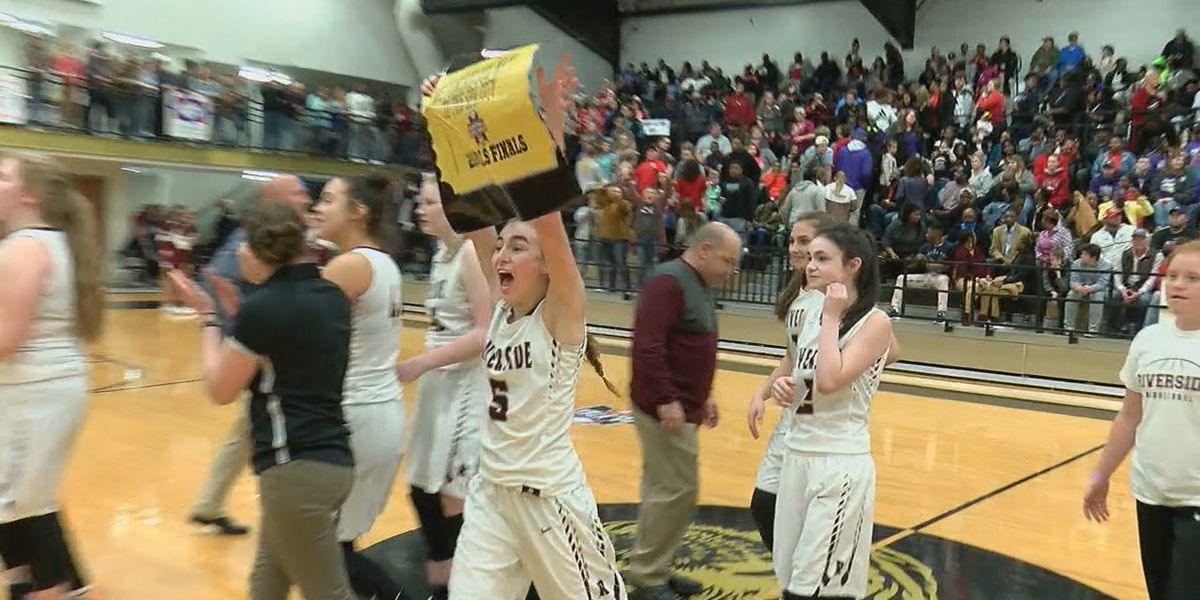Riverside girls riding wave of excitement heading into state title game