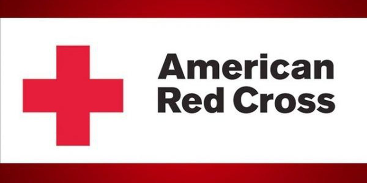 Red Cross urging people to donate in August
