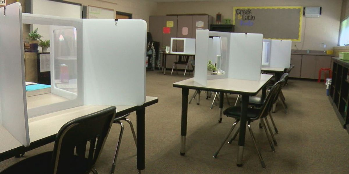 Students to be socially distanced in classrooms when school starts