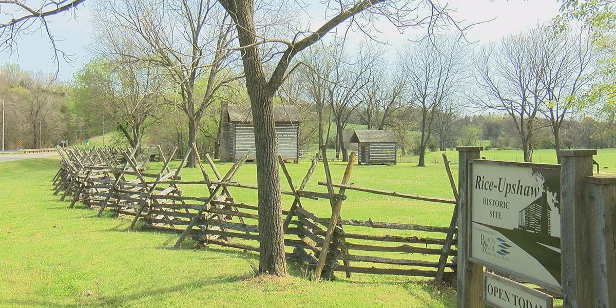 Earliest built homes in Arkansas reopen