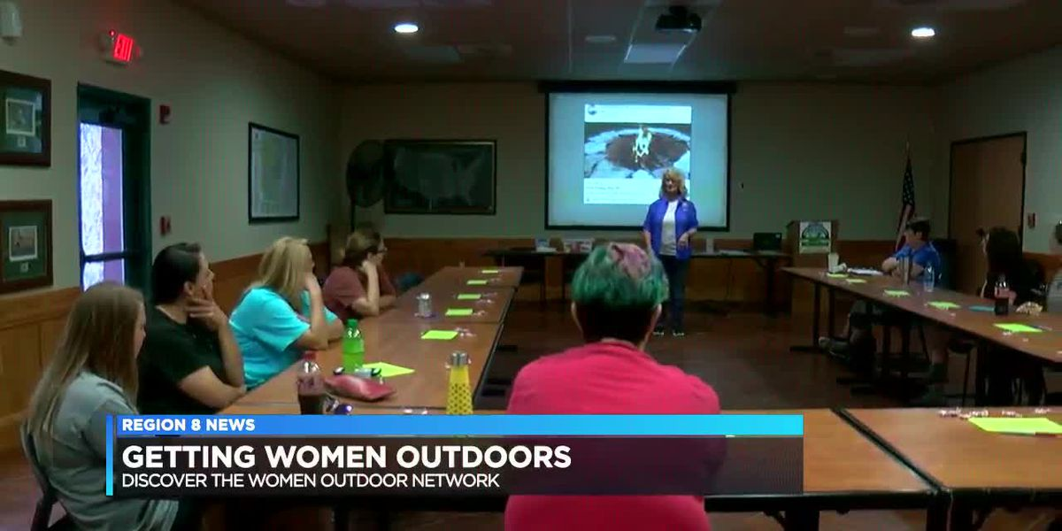 Discover the Women Outdoor Network
