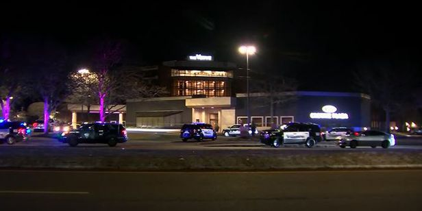 Police respond to shooting at Boston-area hotel, 1 person injured