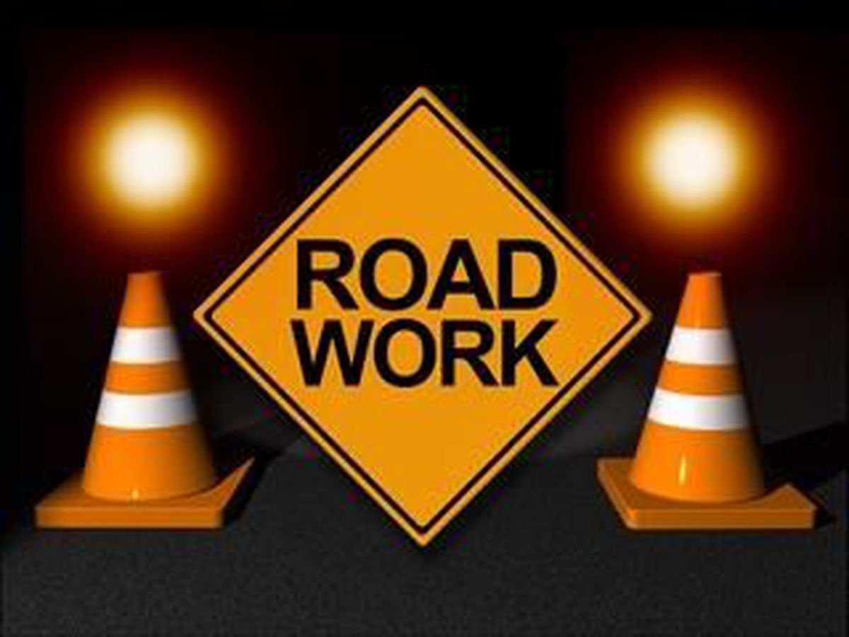 Road crews to replace culvert Tuesday