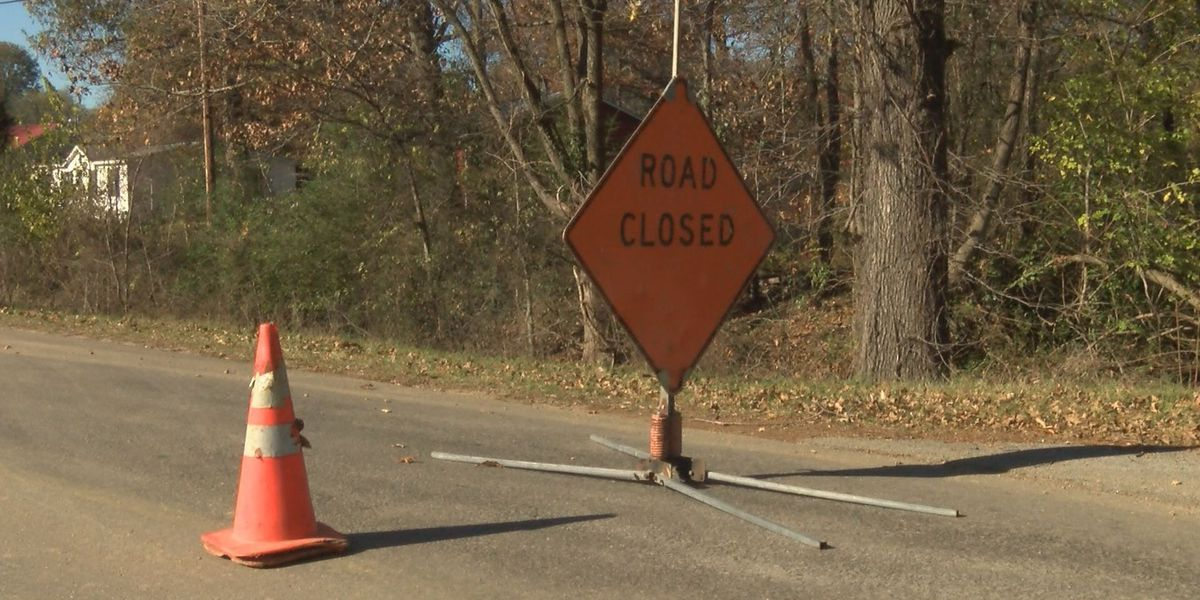 Clay County works to fix washouts after heavy rain