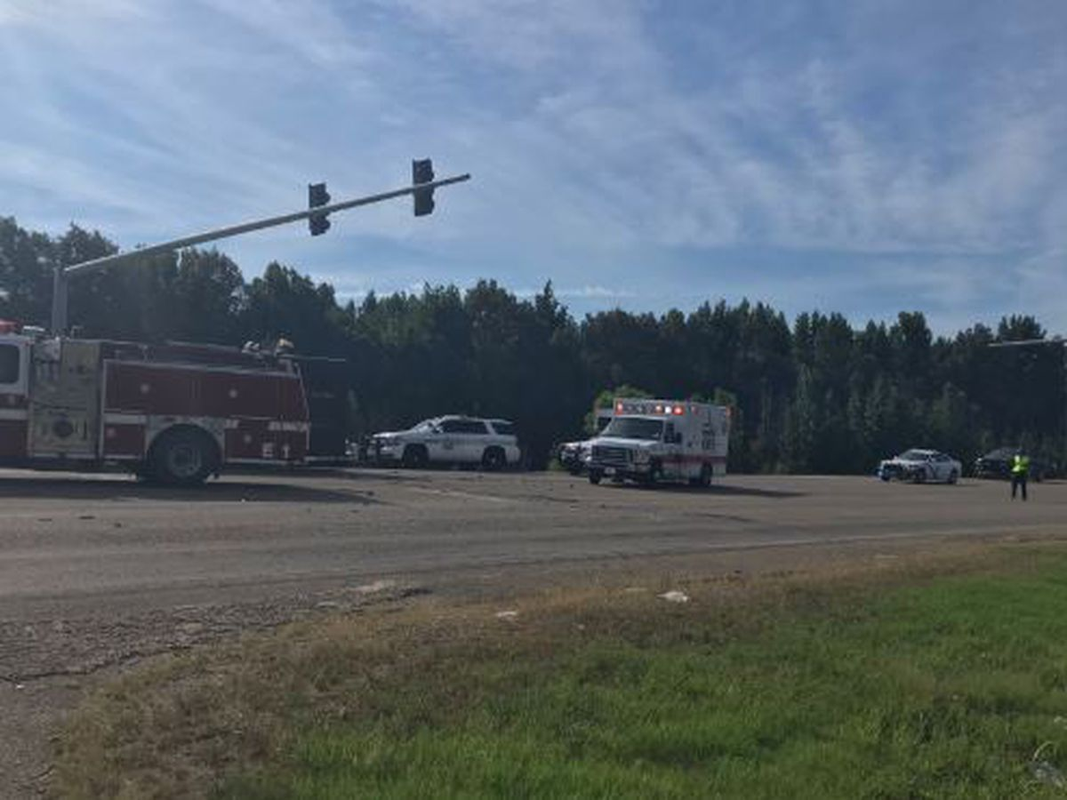Medical helicopter called to crash on Highway 49