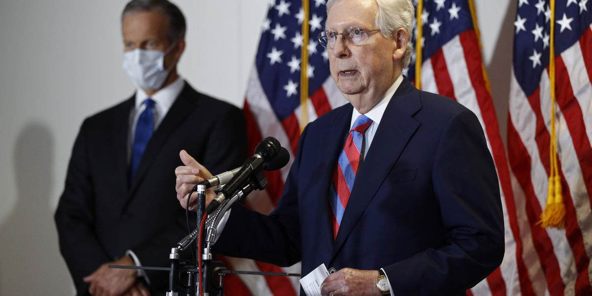 GOP weighs jobless aid cuts to urge Americans back to work