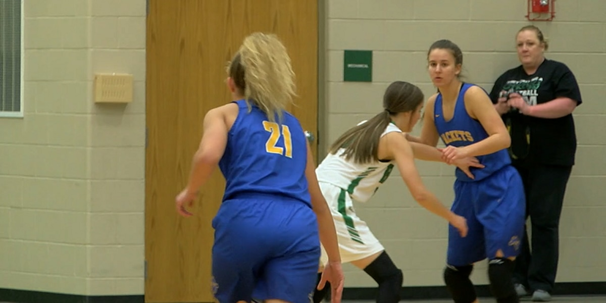 Mountain View girls edge Hoxie