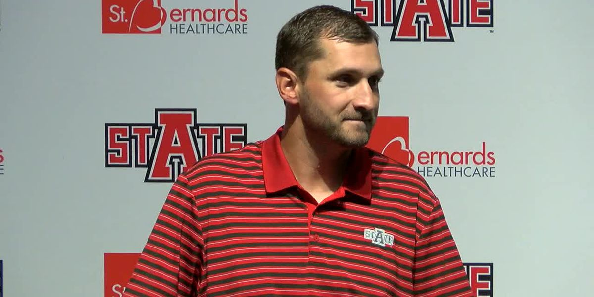 Red Wolves Raw: Keith Heckendorf weekly press conference (09/16- Southern Illinois)