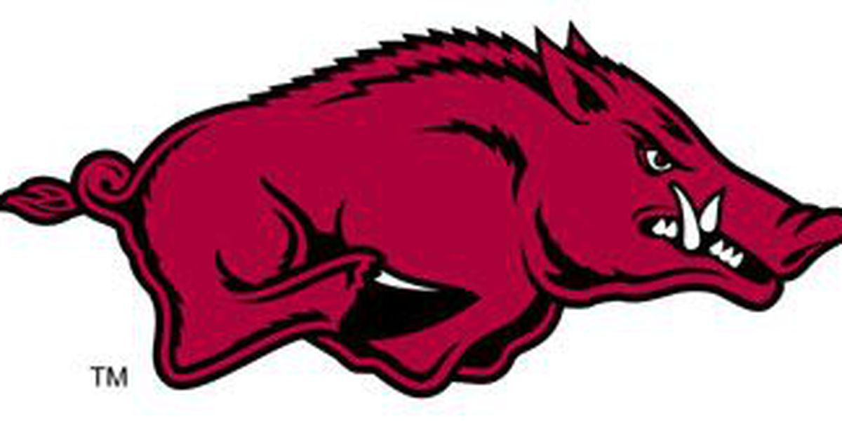 Clean Victory For Razorbacks Over Warhawks