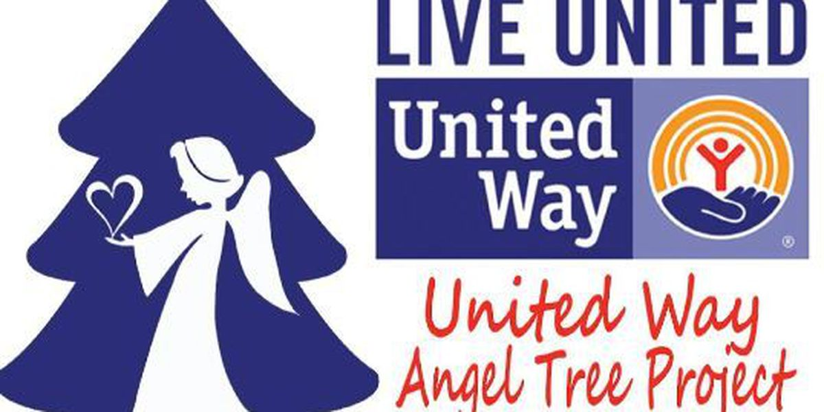 Angel Tree collects Christmas gifts for about 500 kids