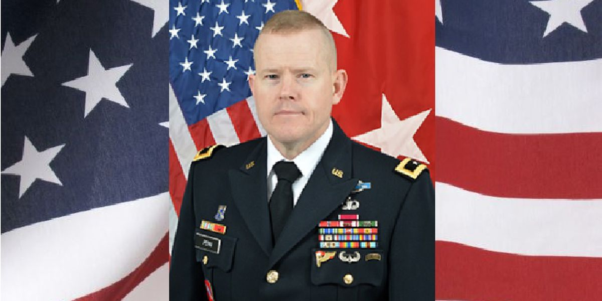 Governor announces new adjutant general for National Guard