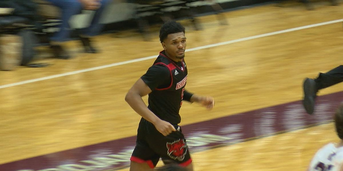 Willis' jumper lifts A-State to road win over Little Rock