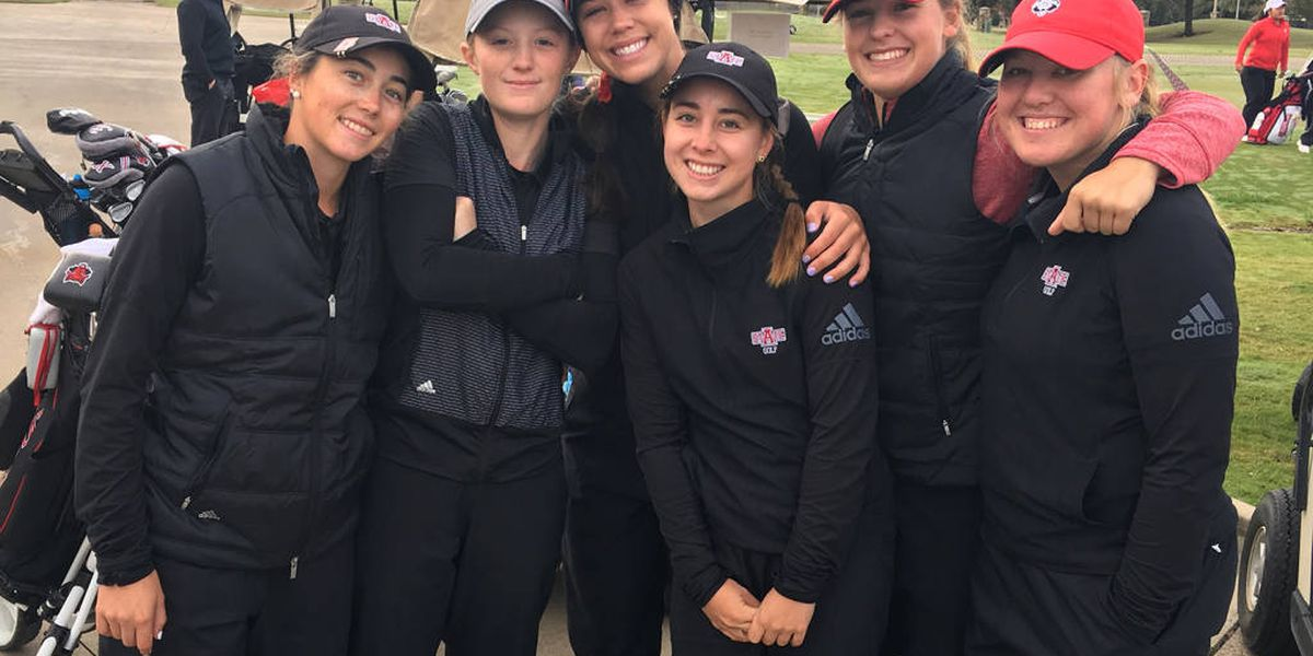 A-State women's golf finishes 2nd at UTA Invitational
