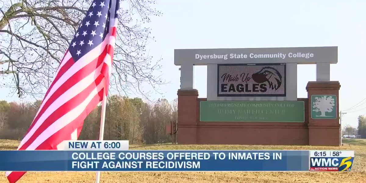 Mid-South college offers degree program to Tennessee inmates