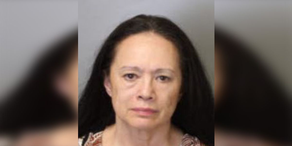 Grandmother seen letting young girl out of pet kennel sentenced to one day in jail