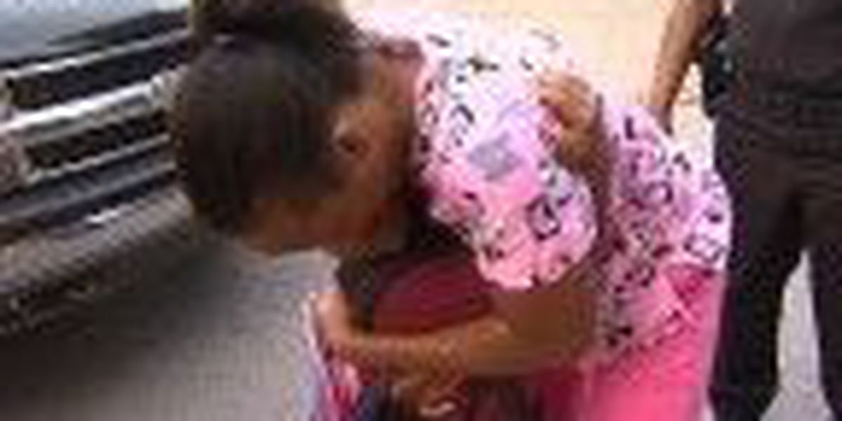 Child reunites with mother after carjacking, kidnapping