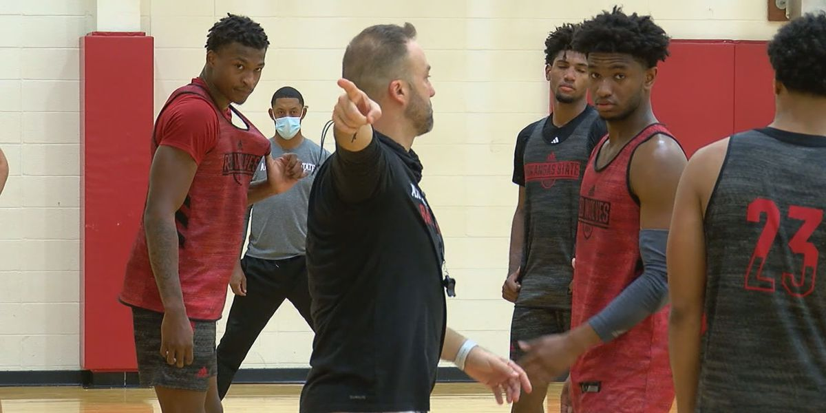 A-State men's hoops ready for upcoming season