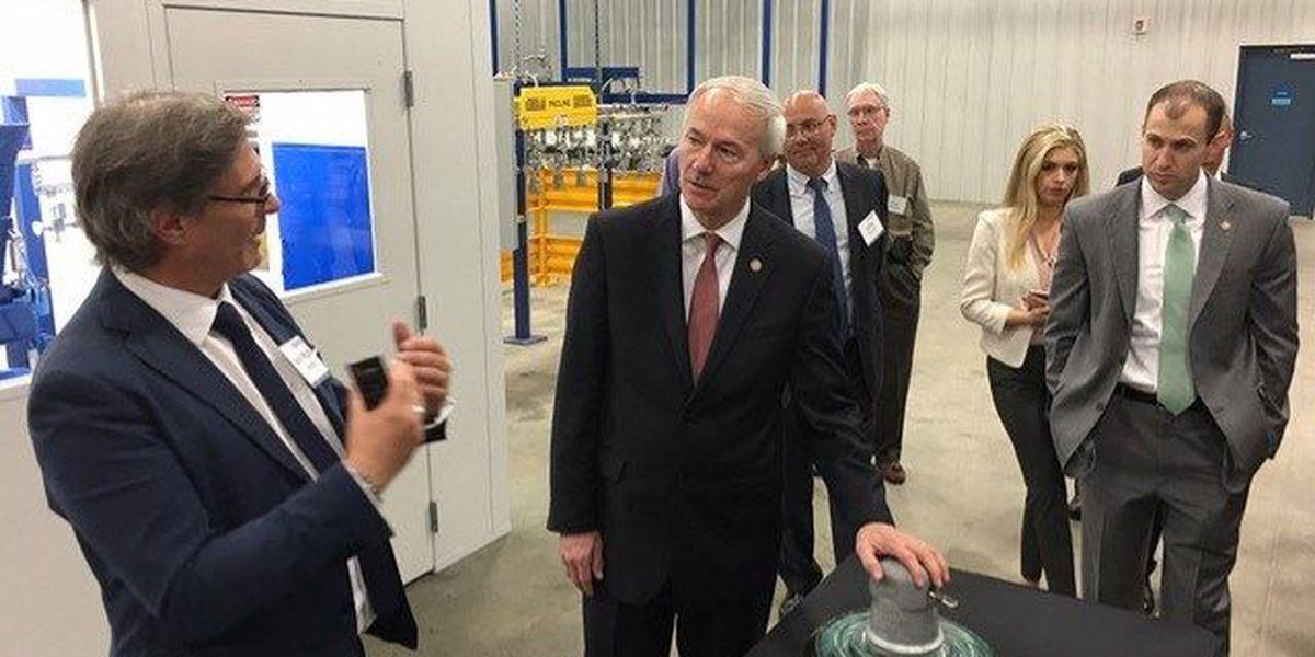 Sediver opens $15 million facility in West Memphis