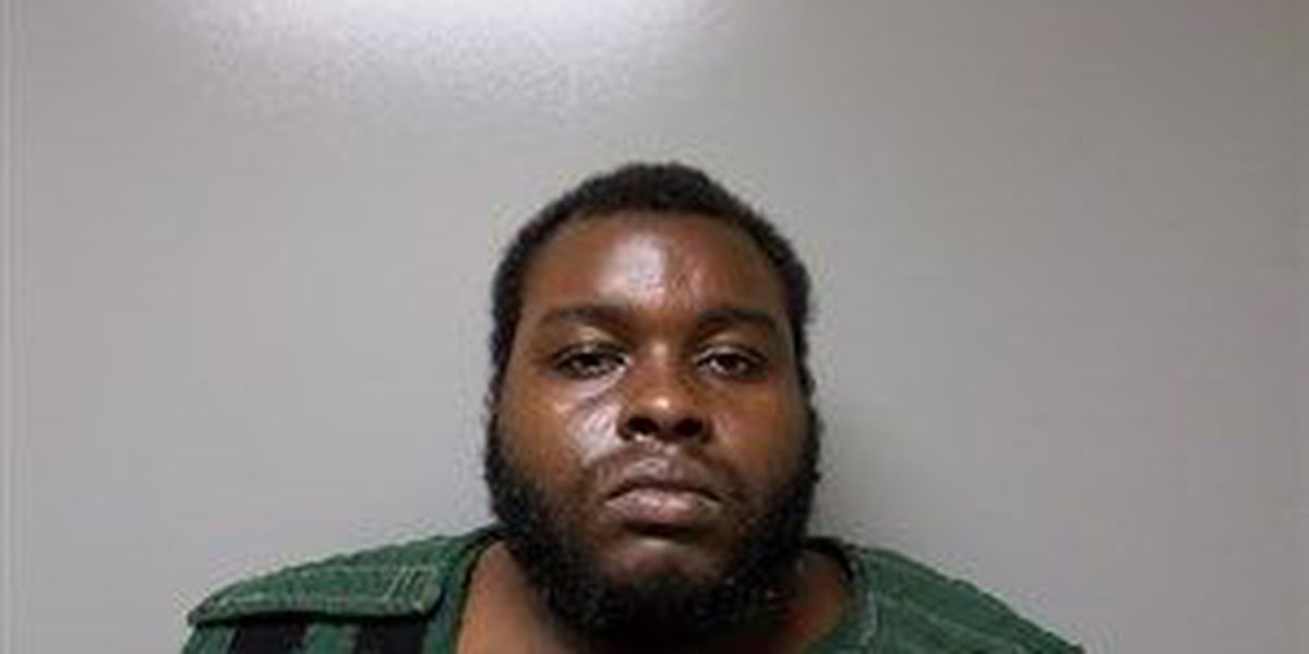 Man who punched detention officer while being booked charged with battery