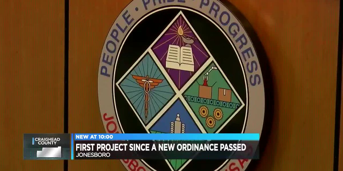 Committee meeting marks first project under new ordinance rules