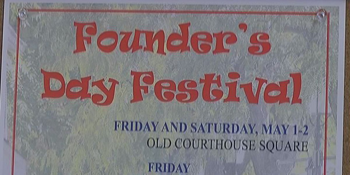 Founder's Day festivities begin in Pocahontas