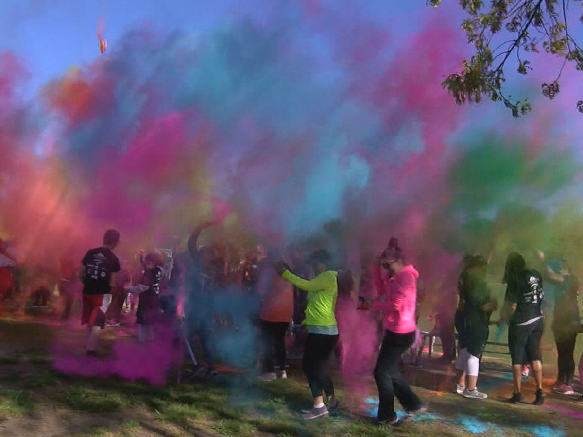 Color Me D.A.R.E. raises money for Jonesboro students