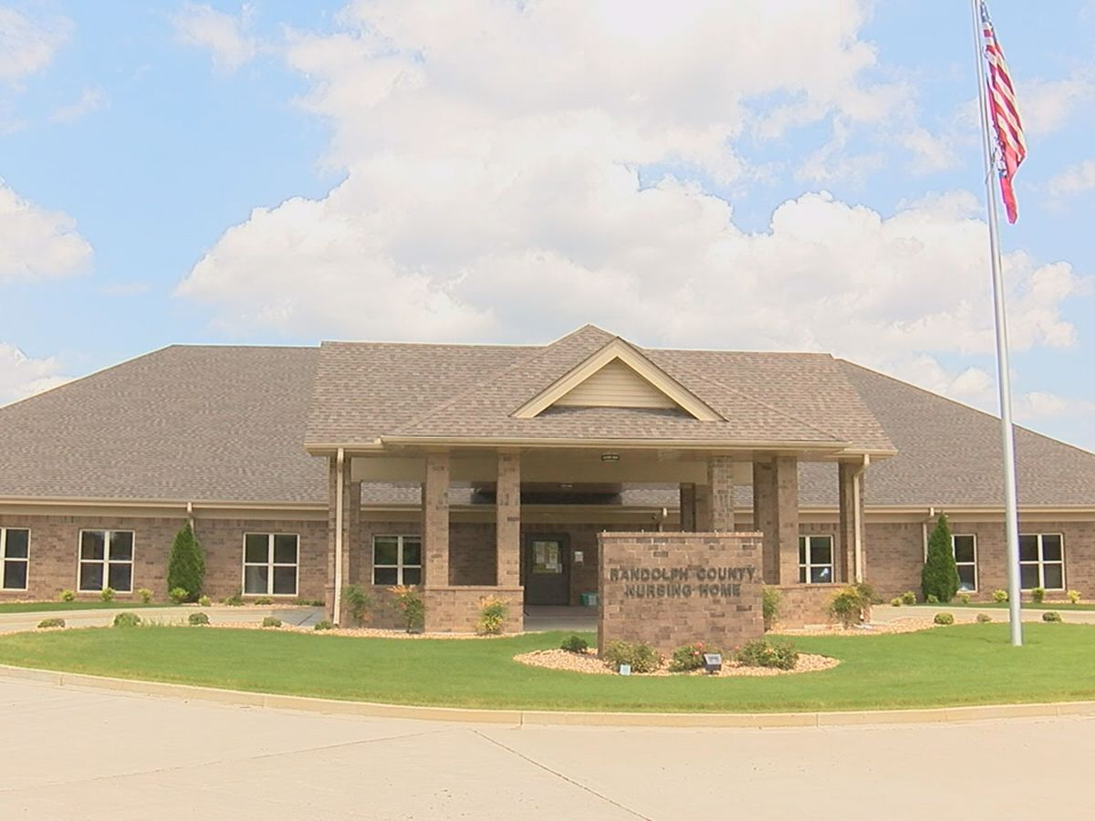 Randolph County Nursing Home has nearly 50 active COVID cases, leaving families concerned