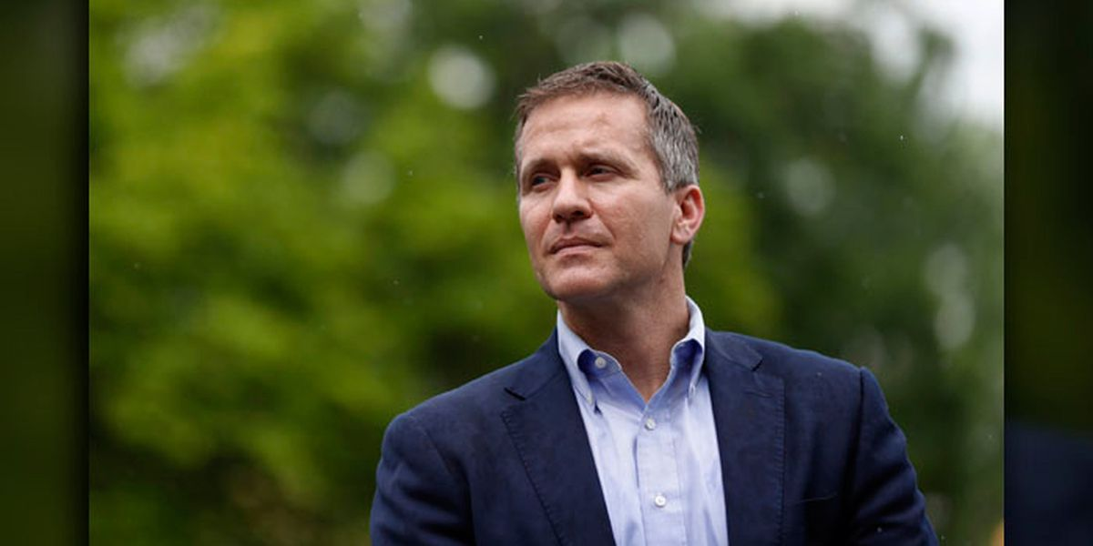 Missouri pays $366K to defend lawsuit over Greitens' app use