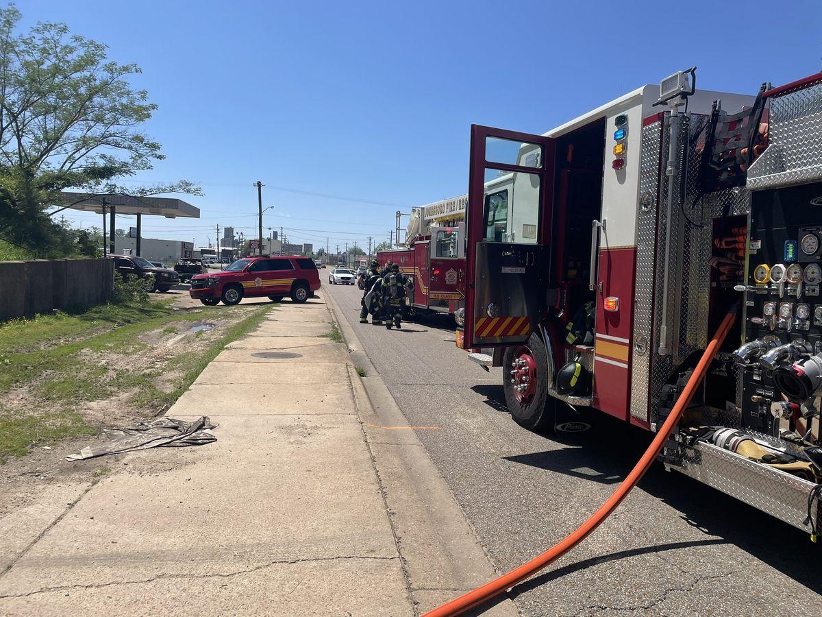 JFD investigating origin of house fire