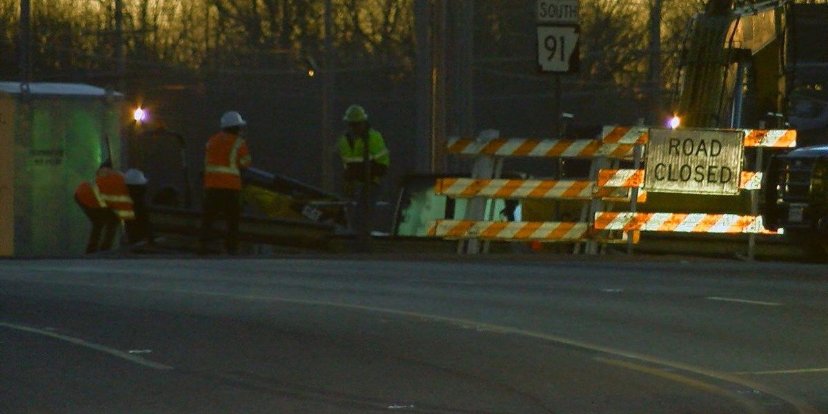 TRAFFIC ALERT: Railroad crossing closed Wednesday and Thursday