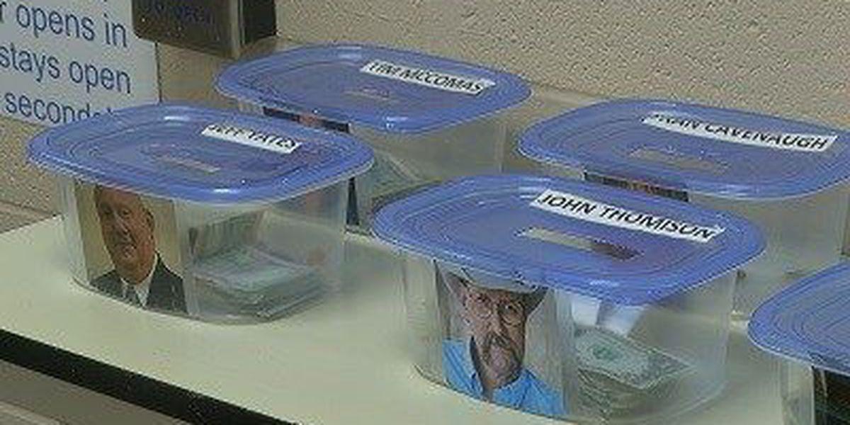 County hosts citizens arrest fundraiser