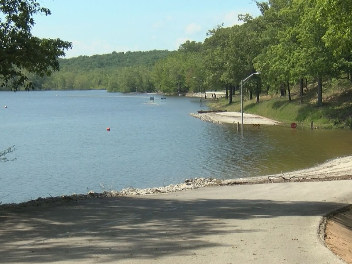 High water on Wappapello Lake causes facilities to close