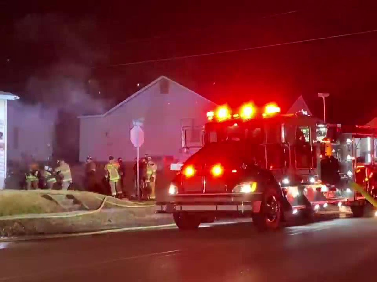 Early-morning house fire deemed 'suspicious'