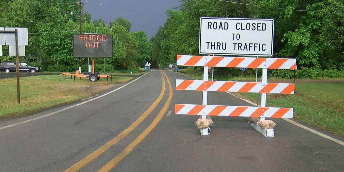 Highway 141 shutdown due to high water is back open