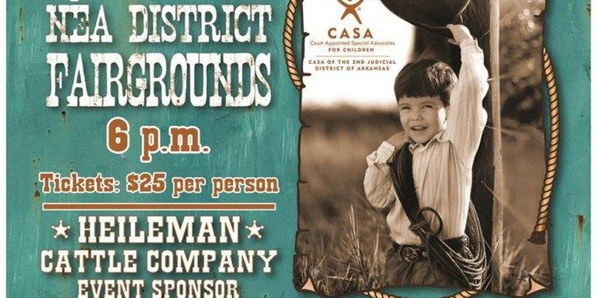 CASA volunteers saddle up for annual fundraiser