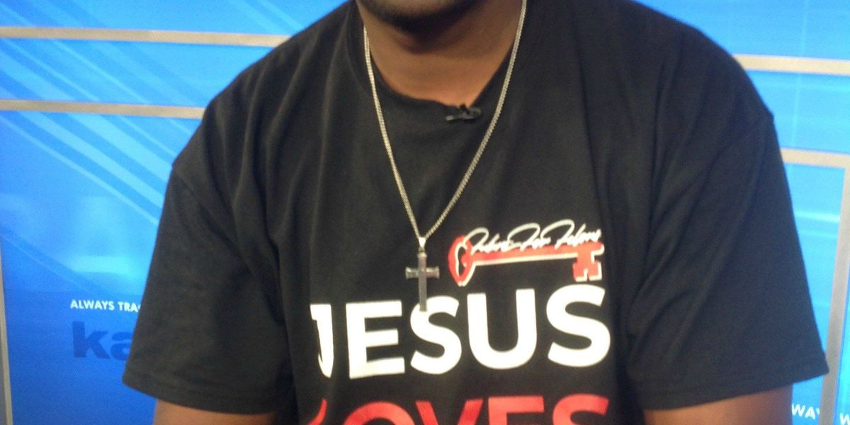 Jonesboro minister rallies to bring awareness to the plight of felons