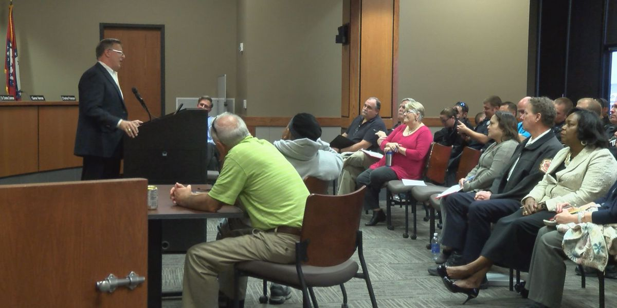Jonesboro committee looks at possible solution for police raises