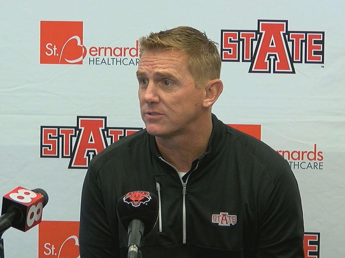 A-State eager for more as UNLV comes to town