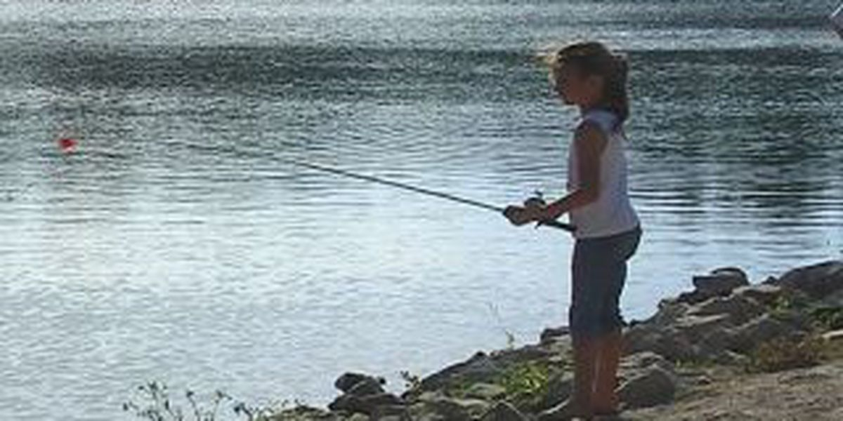 Youth fishing derby cast for Saturday