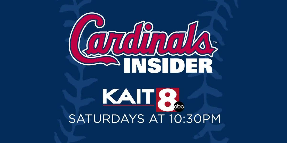 Watch Cardinals Insider on KAIT