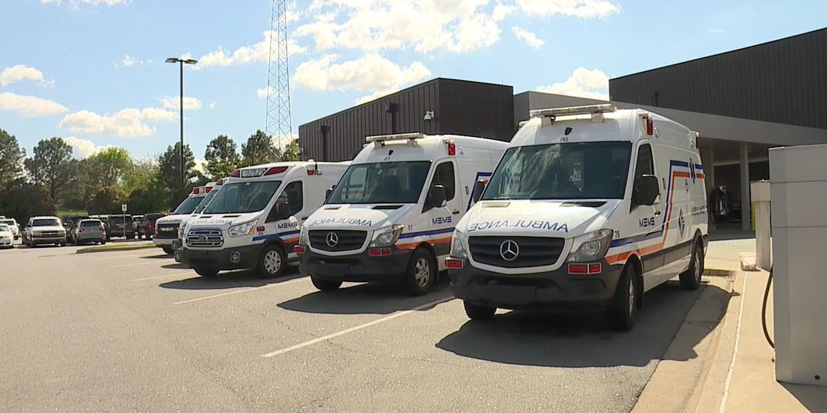 First responders treat people with coronavirus, use safety