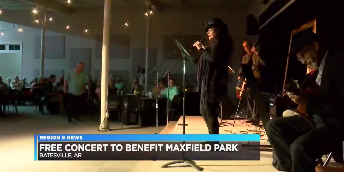 Concert benefit for downtown Batesville park
