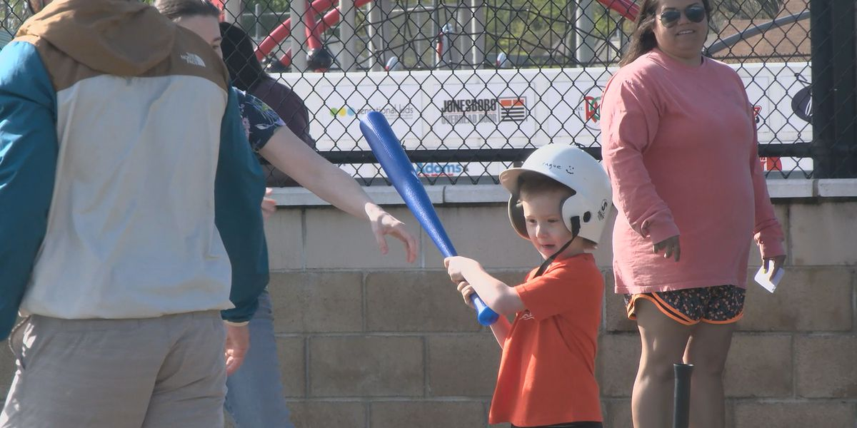 Miracle League finally has opening game after postponed season