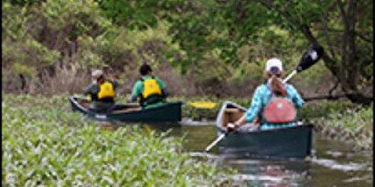 Bayou Bartholomew Water Trail dedication April 30