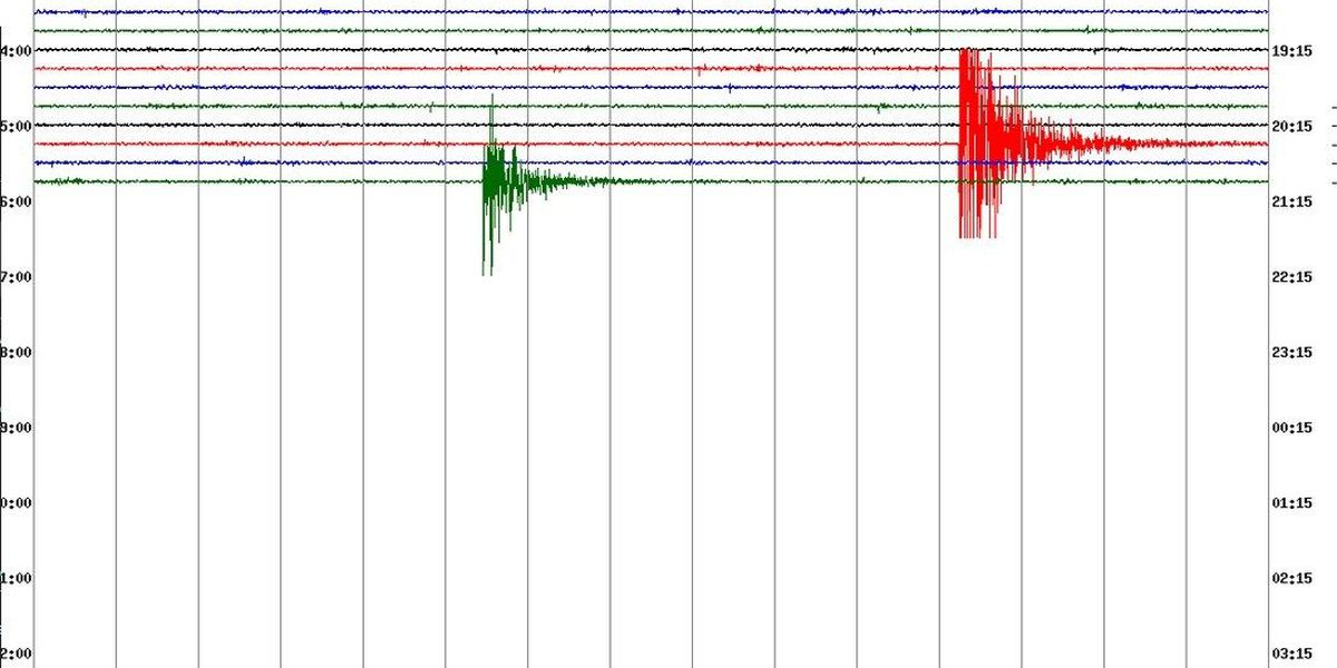 3.4 magnitude earthquake shakes parts of Region 8; aftershock follows