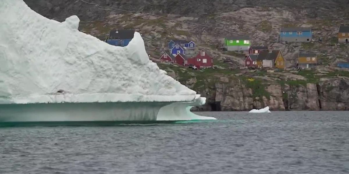 Officials: Greenland is not for sale