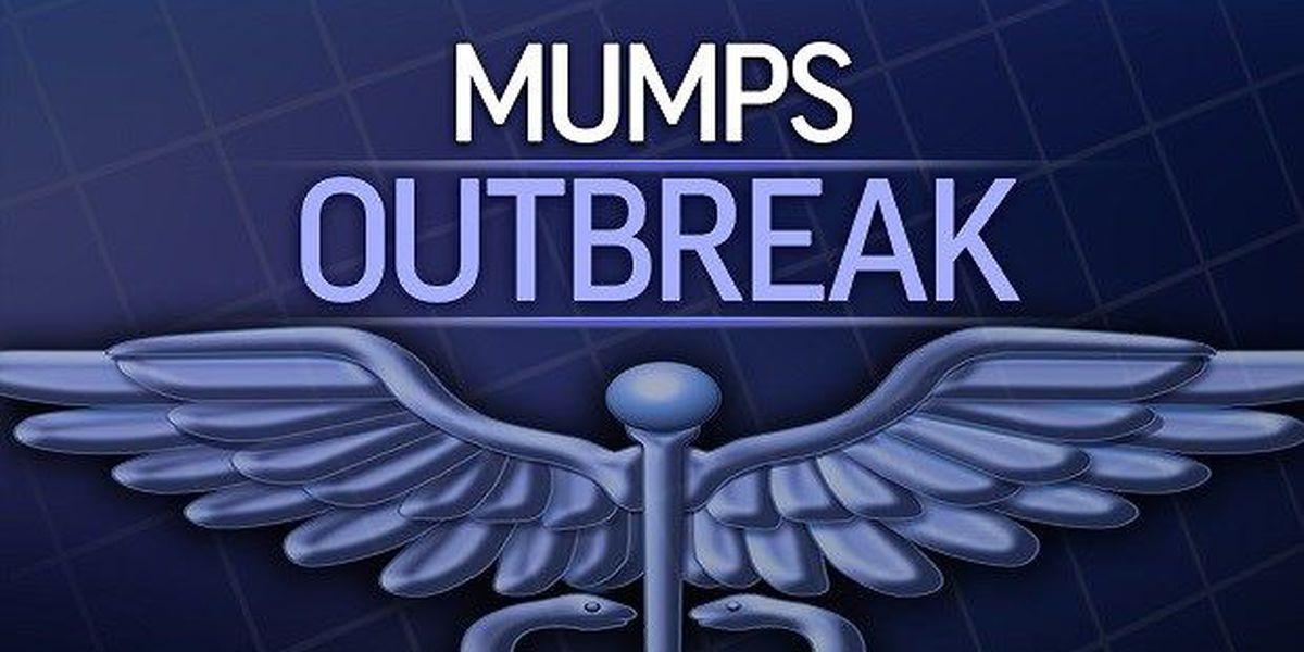 Mumps confirmed in central Arkansas