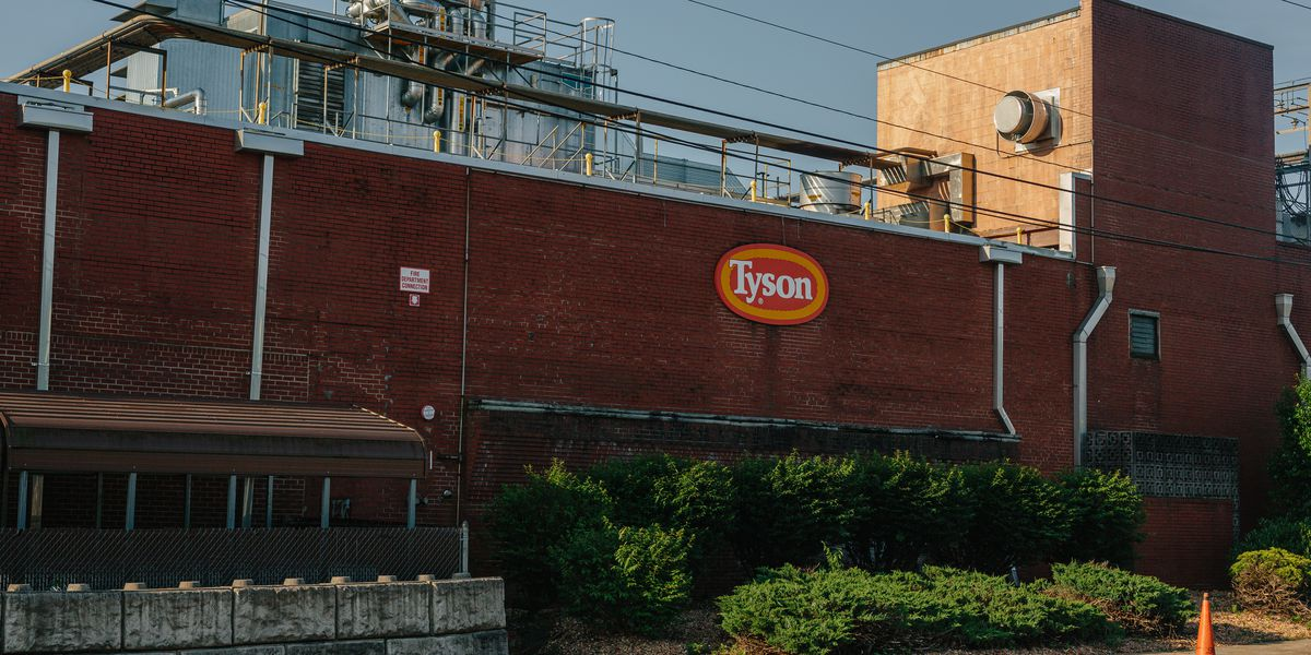 Tyson Foods to open medical clinics at some meat plants