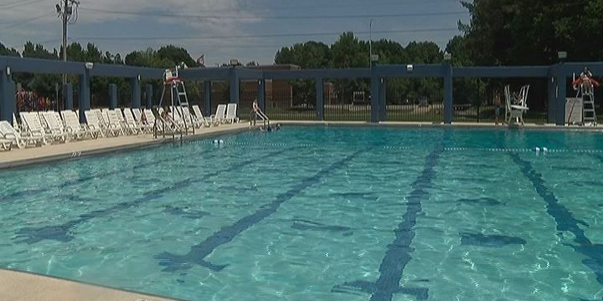 Jonesboro city pool open for the first time in 2015