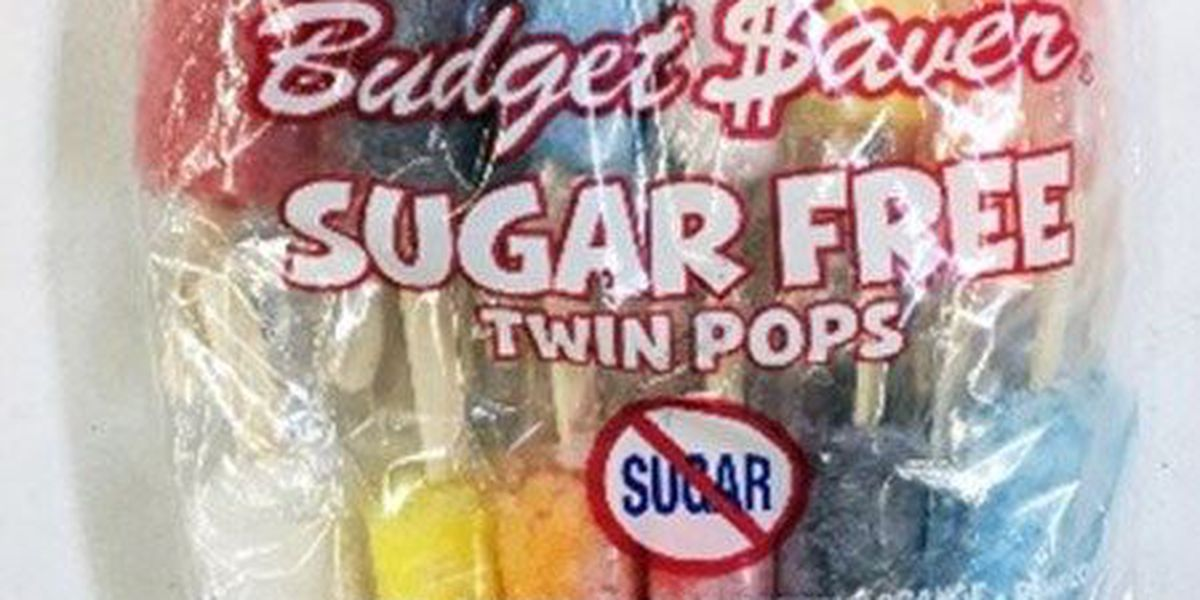 Ice pops recalled for Listeria risk
